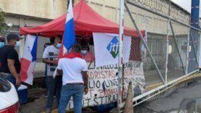 Panamá: La ITF expresó su solidaridad con los trabajadores de la terminal de Manzanillo