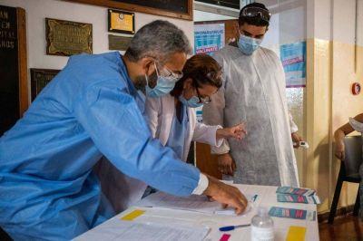 El Municipio dispuso 8 sedes para la vacunación contra el Covid en Mar del Plata