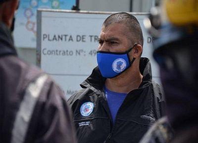 """""""No cumplen con sus obligaciones hacia los trabajadores"""", Rafael Guenchenen"""