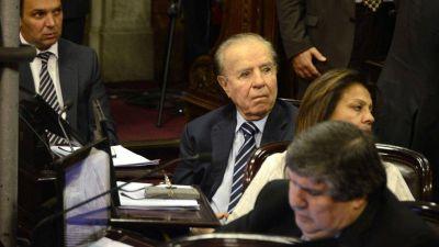 El mensaje de Schiaretti y otros funcionarios tras el fallecimiento de Menem