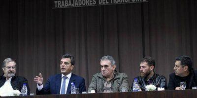 Massa, acerca del proyecto de Ganancias: «Es una medida de enorme alivio fiscal para los trabajadores»