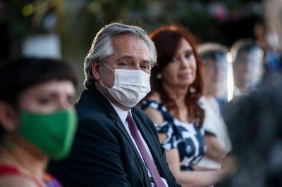 Alberto Fernández refuerza la ofensiva hacia la Justicia en sintonía con Cristina Kirchner