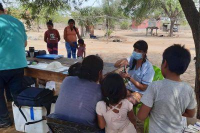 Médica wichí impulsa un proyecto de salud intercultural