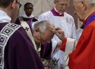¿Cómo será este inicio de Cuaresma 2021 con el Papa Francisco?