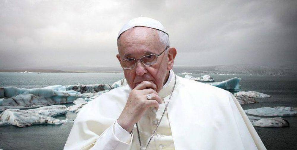 Cómo una joven activista está ayudando al Papa a combatir el cambio climático