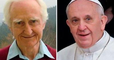 Falleció el jesuita Franz Jalics y se fue reconciliado con Bergoglio