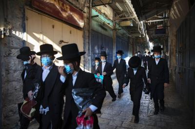 Cada vez más judíos abandonan la comunidad ultraortodoxa de Israel
