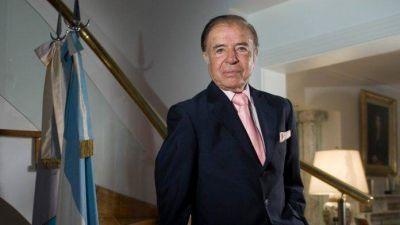 Falleció Carlos Menem y «fallecieron» muchas respuestas que nunca le dio a la comunidad judía