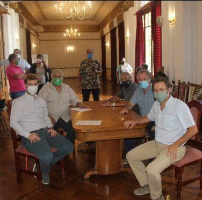 San Miguel: Acuerdo y mesa de trabajo con los sindicatos municipales