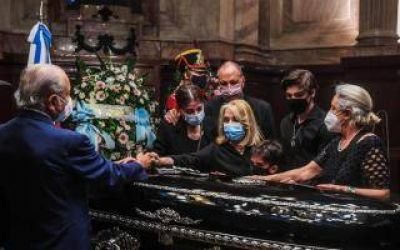 Último Adiós a Carlos Menem en La Matanza