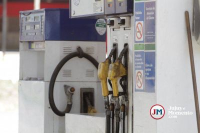 En Jujuy también se aplicó el aumento de combustibles