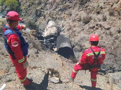 Explosión en Bolivia: Manzur expresó sus condolencias por los tucumanos fallecidos