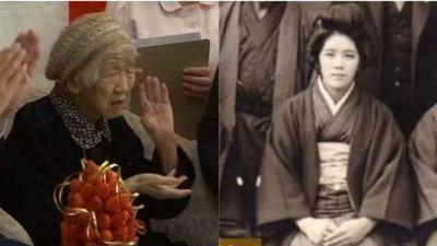 Tomando Coca Cola y siempre estudiando: con 118 años, la mujer más anciana del mundo comparte sus tips para llegar