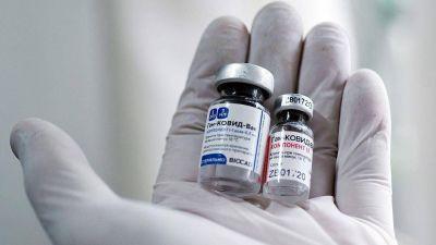 Hurtaron 30 dosis de la vacuna Sputnik en el hospital regional de Comodoro Rivadavia