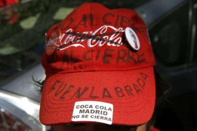 Coca-Cola despidió a 1.900 trabajadores desde la fusión de embotelladoras en España