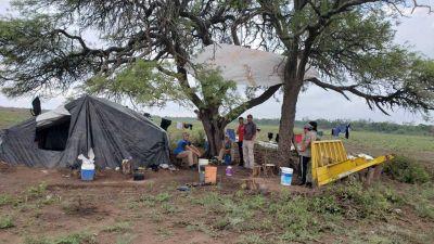 Explotación laboral: el comité contra la trata de Camioneros, Peones Rurales y el RENATRE rescató en una semana a 132 personas