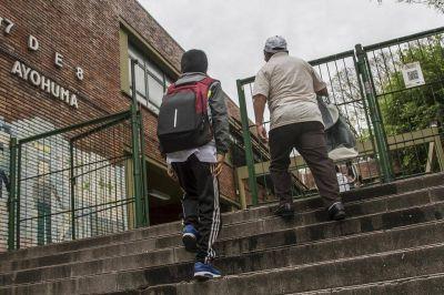 Vuelta al aula en la Ciudad: La incertidumbre se pone el guardapolvo