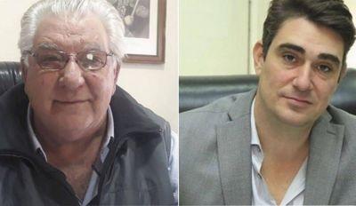 "Ostoich anunció que le hará ""la guerra"" a Iguacel por el IOMA"