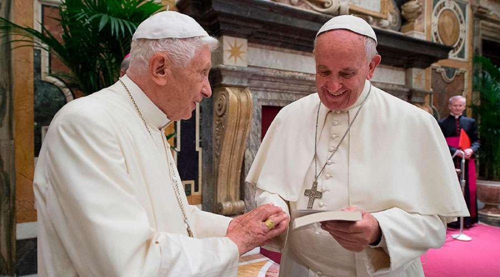 Pontificado del Papa Francisco ya es más largo que el de Benedicto XVI