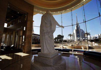 El mayor templo mormón de Europa, en Roma, inicia visitas públicas
