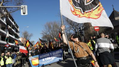 España: Investigan marcha neonazi que proclamó al