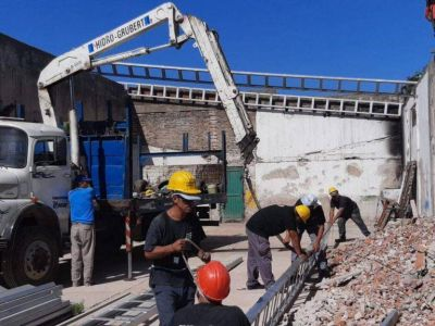Almirante Brown construye un Centro de Desarrollo Productivo para la Economía Social