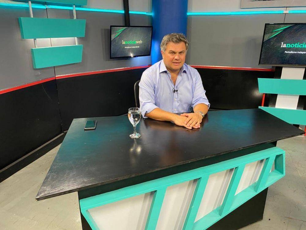 López Medrano: «La falta de información sobre la vuelta a clases en Provincia tiene que ver con la improvisación»