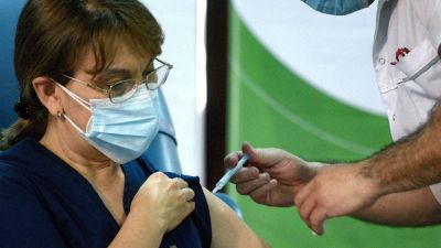 Avellaneda es el distrito con más vacunación, Brown el más rezagado