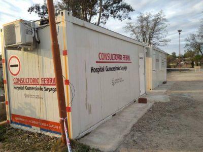 En medio mes, febrero sumó 450 nuevos casos de Covid-19 en Villa Carlos Paz