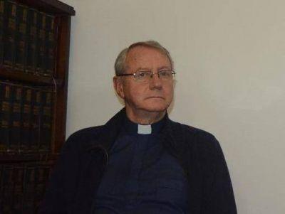 El padre Pablo dio positivo de coronavirus y está aislado