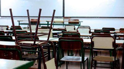 La mayoría de las escuelas no han recibido elementos de cuidado ni de limpieza