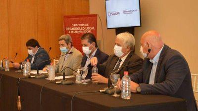 San Juan: el Ministerio de Minería anunció la entrega de maquinarias a 100 productores