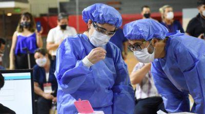 Llegaron a San Juan 8.500 dosis de la vacuna Sputnik V