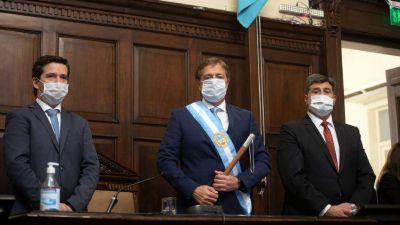Otro partido se opone a la reforma y Rodolfo Suarez depende del PJ