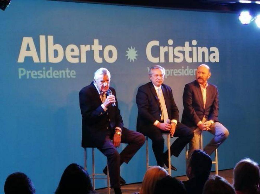 Rodeado de gobernadores, ministros y camporistas, Alberto presidirá el PJ