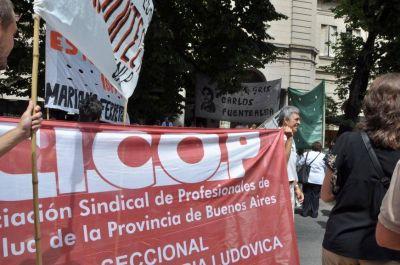 CICOP exige la convocatoria a la paritaria acordada
