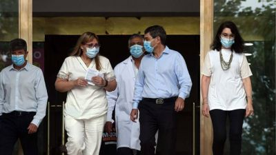 Larreta prevé iniciar el próximo lunes la vacunación en los 400 geriátricos porteños