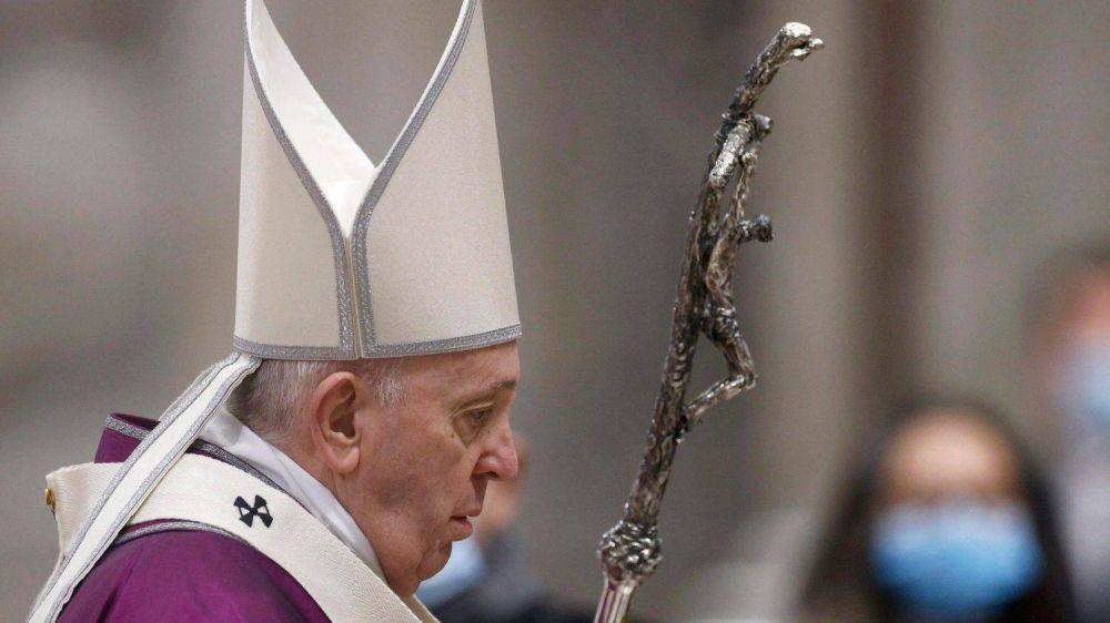 El Papa en el miércoles de Cenizas: volvamos al Padre, al Hijo y al Espíritu Santo