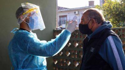 Coronavirus: Echeverría, al borde de los 20 mil contagios