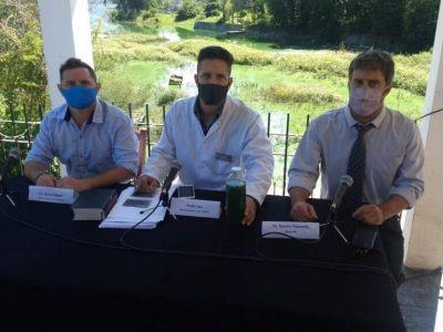 Formalizaron una denuncia penal contra Gómez Gesteira y Avilés por ocultar información sobre el lago San Roque y poner en riesgo a la población