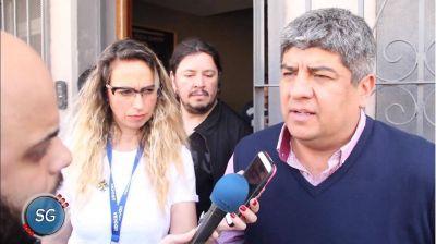 """Pablo Moyano: """"El impuesto a las ganancias fue un reclamo histórico de nuestra organización""""."""
