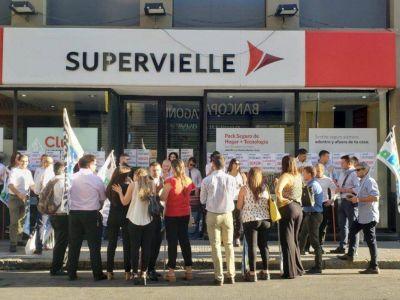 La Bancaria logró un acuerdo con empresarios del Banco Supervielle