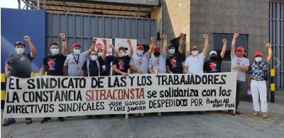 El Salvador: Conflicto en Cervecería La ConstanciaPor una mesa de diálogo ya