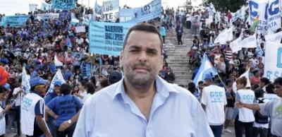 Daniel Menéndez negocia su candidatura a diputado cediendo militantes al Movimiento Evita