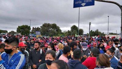 Berni y Garro prometieron buscar soluciones al problema de la inseguridad en zona oeste de La Plata