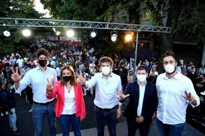 """Lousteau y Posse en La Plata: """"Juntos por el Cambio necesita de un radicalismo protagonista"""""""