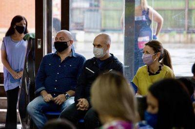El gobierno porteño finalmente exceptuó a docentes mayores de 60 de trabajar de manera presencial