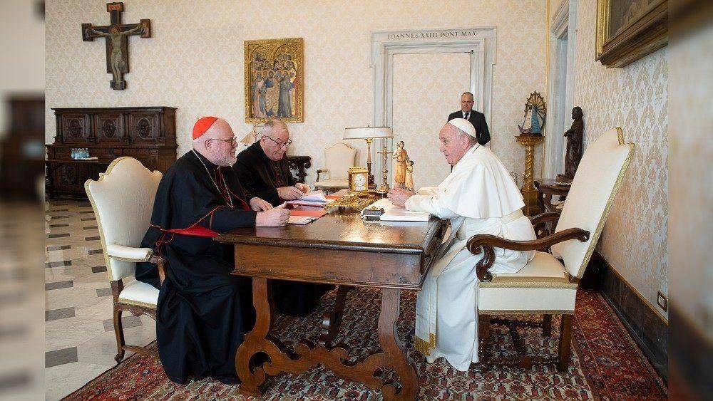 Santa Sede: Reunión del Consejo para la Economía sobre el presupuesto 2021