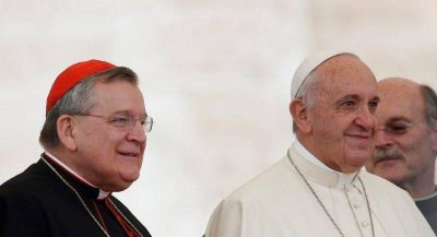"""Burke: """"Tenemos el deber de dar a conocer nuestras preocupaciones por la Iglesia a nuestros pastores"""""""