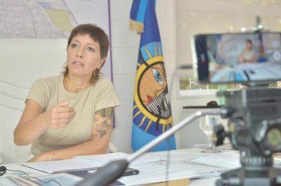 """Mayra ratificó el Ecoparque y dijo que será una """"herramienta fundamental"""" para Quilmes"""
